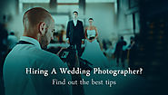 When hiring wedding photographers, things that should be avoided by wedding couples - Happy Wedding App