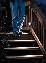 Top 10 Best LED Stair Lights with Motion Sensor Reviews 2019-2020 on Flipboard by LED Fixtures