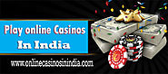 online casinos in India
