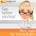 Appysmarts - Best apps for kids - daily reviews, rankings, deals and free offers