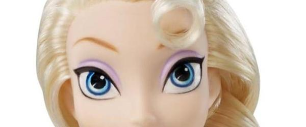 Headline for Best Princess Doll Collection-Disney Frozen Sparkle Princess Elsa Doll Reviews 2014