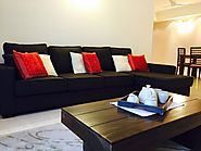 Service Apartment Photo | The Pinnacale DLF | Park Plaza
