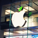 Apple Retail Store Logo Leaves Start Going Green In Honor Of Earth Day (Photos)