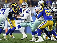 LA Rams at Cowboys Dec 15, 2019
