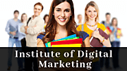 Institute of Digital Marketing - Best Digital Marketing Institute in Pitampura Delhi