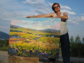 Painting Holidays with Denise Pelletier