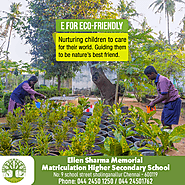 ECO Child-Friendly Environments Campus Schools in Chennai, India