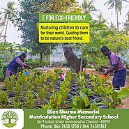 Nature friendly schools in chennai