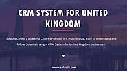 CRM System for United Kingdom - Solastis
