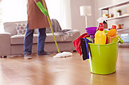 End Of Tenancy Cleaning - Cleaning Up Before The Move