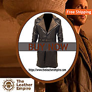 Blade Runner Officer Coat