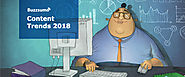 Content Trends 2018: BuzzSumo Research Report