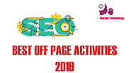 High DA & PA Off Page Activities 2019 and their Links |