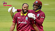 Shai hope & john create new world record for first wicket partnership |