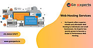 Website at https://www.goexperts.in/domain-web-hosting