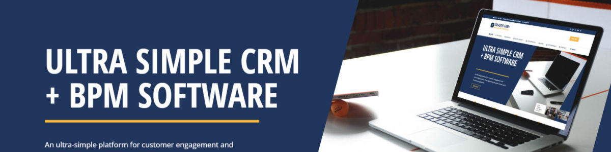 Headline for CRM Software for Business - Solastis