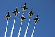Bethpage Air Show | at Jones Beach State Park
