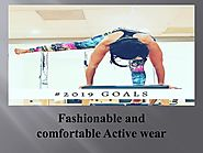 Get Fit with Yoga Wear for Women | KDW Apparel