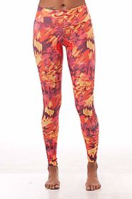 Look Amazing with High-Waisted Yoga pants