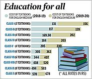 Telangana Government Schools Provides Free Textbooks