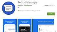 Google Messages App Crosses 500 Million Downloads on Play Store