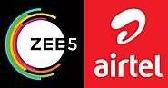 ZEE5 Premium Subscription Free for Airtel Platinum Customers