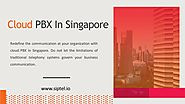Cloud PBX in Singapore - SIPTEL