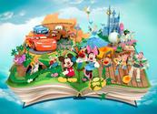 2014 Best Kids' Disney Books - Various Ages