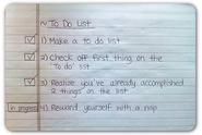 5 tasks for every PR person's daily to-do list