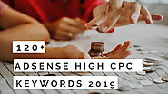 Top 120+ Google Adsense High Cpc Keywords List 2019 - Tech With Logic
