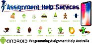 Android Programming Assignment Help