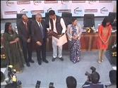 Thriveni EarthMovers Pvt Ltd felicitated with FICCI CSR Awards 2011-2012