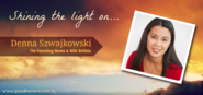Good Havens Blog | Shining the light on...Denna Szwajkowski