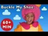 Buckle My Shoe and More | Nursery Rhymes from Mother Goose Club!