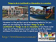 Things to do in Leichhardt or Alexandria in a vacation