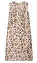 The Flower Doodle Dress