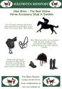Hast Biten - The Best Online Horse Accessory Shop in Sweden