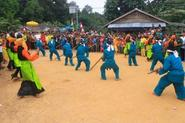 Tribal Party Jerieng West Bangka