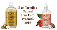 Best Natural Hair Care Products 2019