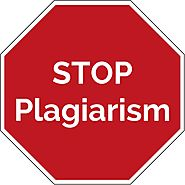 Plagiarism: Don't Do It