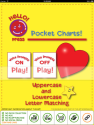 Pocket Charts! Uppercase and Lowercase Letter Matching By Good Neighbor Press, Inc