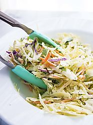 Classic Homemade Coleslaw Recipe | The Kitchen Magpie