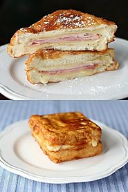 Copycat Disneyland Monte Cristo Sandwiches - The Kitchen Magpie