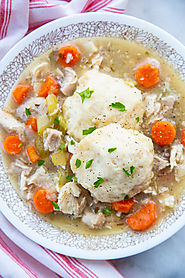 Bisquick™ Chicken and Dumplings | The Kitchen Magpie