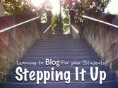 Blogging in the Classroom | Learning to Blog FOR your Students
