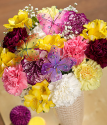Butterfly Bliss Bouquet | Bright and Beautiful Flowers By Post | Bunches.co.uk