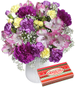 Fruit Pastille Gift | Flowers by post with free UK delivery | Bunches the online florist