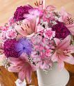 Flowers by Post | Oriental Blossom | Flower Delivery UK from Bunches Online Florist