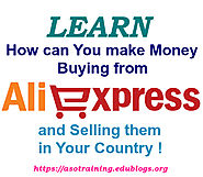 Drop Shipping from AliExpress