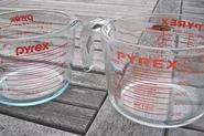 Pyrex Glass Microwave Cookware